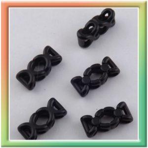 Бусина-коннектор пластик (50гр) цвет-в ассорт (thumb10719)