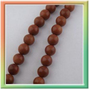 Авантюрин коричневый 10мм (1 нитка-39см) (шт.) (thumb12474)