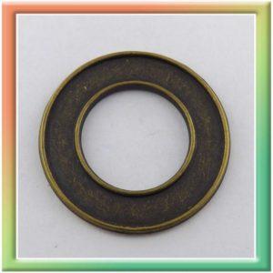 Кольцо а17356 43мм (цена за 5шт) бронза (thumb9686)