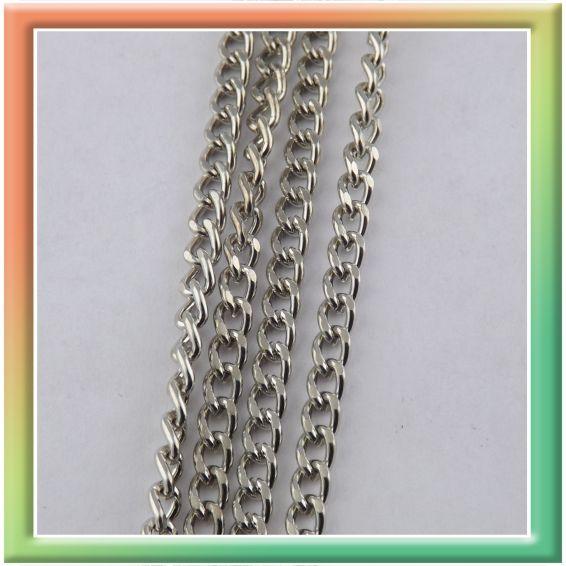 CN06081 с алмазной гранью 5*4мм (цена за 25м) никель (thumb9026)