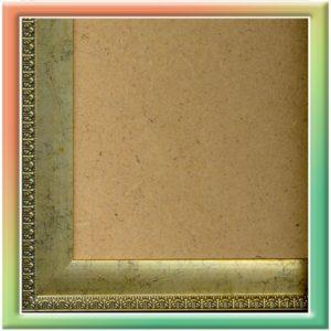 Рама р-р 40*50мм шир.багета 32мм, цвет- бледн.золото с орнаментом (шт.) (thumb14031)