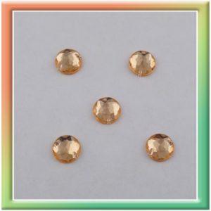 SMA круглые В06-10мм (100шт) персик (уп.) (thumb11964)